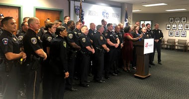 MADD, Police Partner for Increased Drunk Driving Enforcement