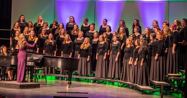 Texas Woman's University Concert Choir