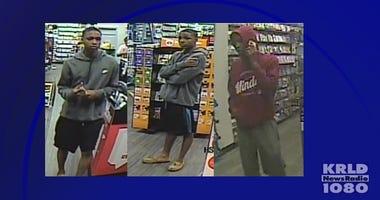 Mesquite Robbery Suspect