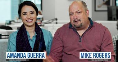 Mike Rogers, Amanda Guerra