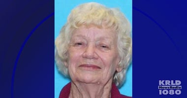 Silver Alert - Mary Morgan