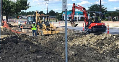 North Richland Hills Construction