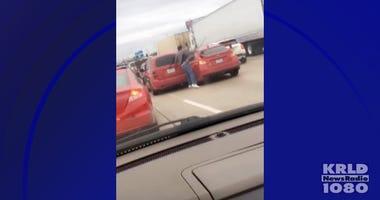 Road Rage Attack