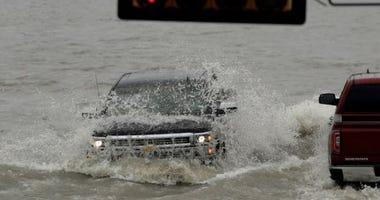 AP Rain