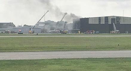 Addison Plane Crash
