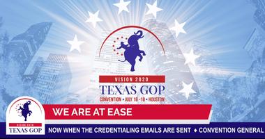 Texas GOP Virtual Convention