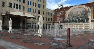 Sundance Square, Downtown Fort Worth