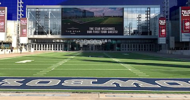 Dallas Cowboys, The Star in Frisco
