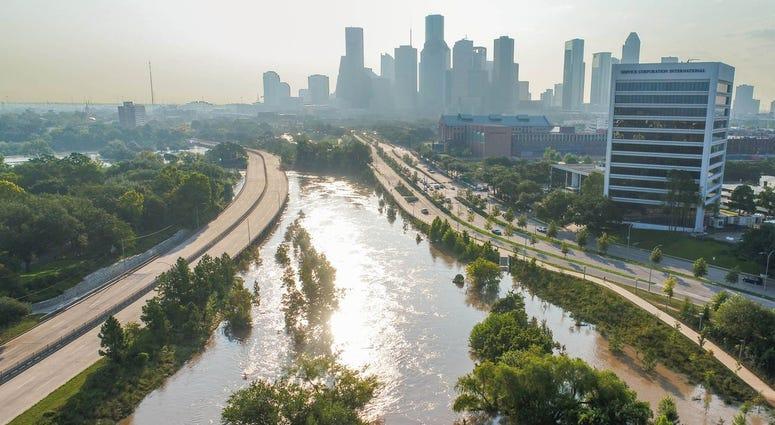Houston Texas Flooding