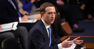 Mark Zuckerberg Facebook Testimony