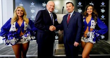 Dallas Cowboys-NFL Official Casino Designation