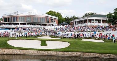 PGA: Charles Schwab Challenge
