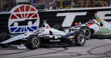 Texas Motor Speedway Indycar