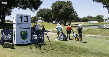 Charles Schwab Challenge in Fort Worth