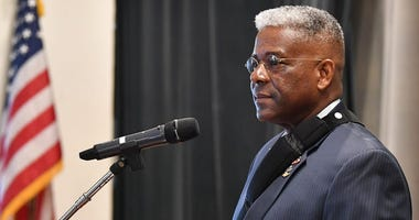 Retired Lt. Col. Allen West