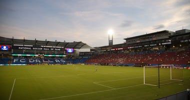 Nashville SC at FC Dallas