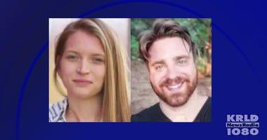 Jenna Scott, 28, and Michael Swearingin, 32,