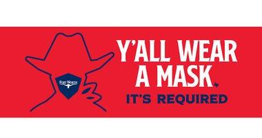 Fort Worth Mask