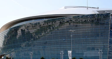 AT&T Stadium in Arlington, Texas