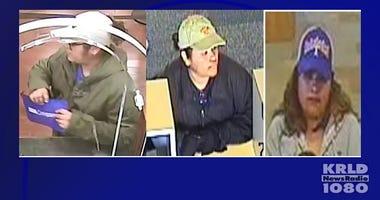Dallas Bank Robbery Suspect