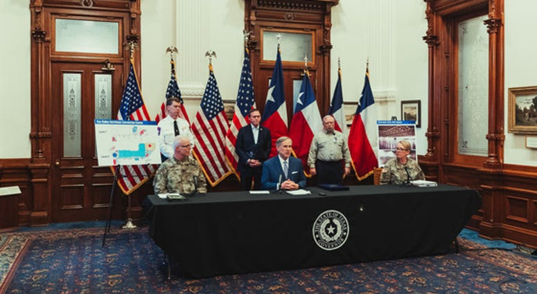 Governor Abbott Issues New Executive Orders