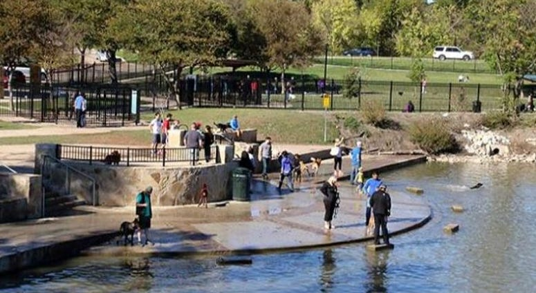 White Rock Lake Dog Park