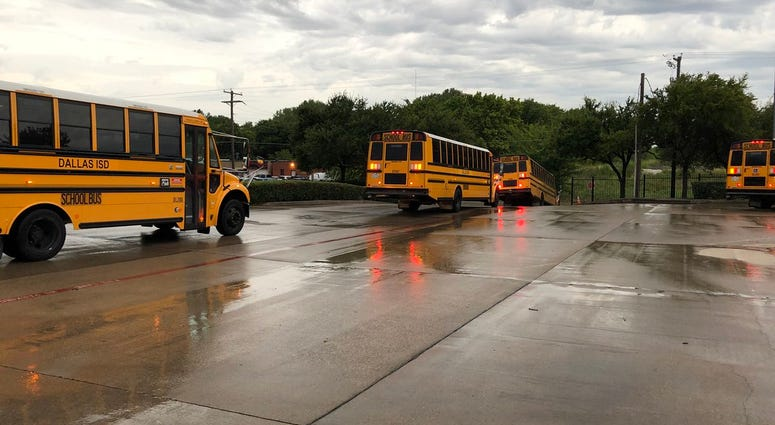 Buses - Dallas ISD