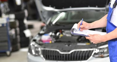 Car Inspection, Auto Mechanic