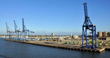 Galveston Port
