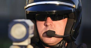 Police, Radar Gun