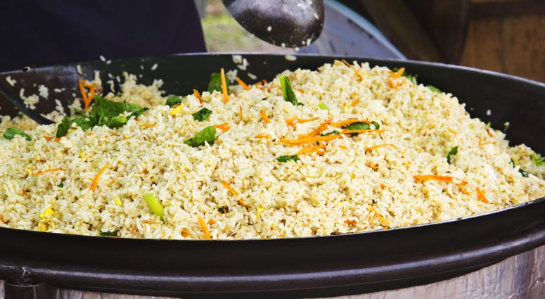 fried rice syndrome