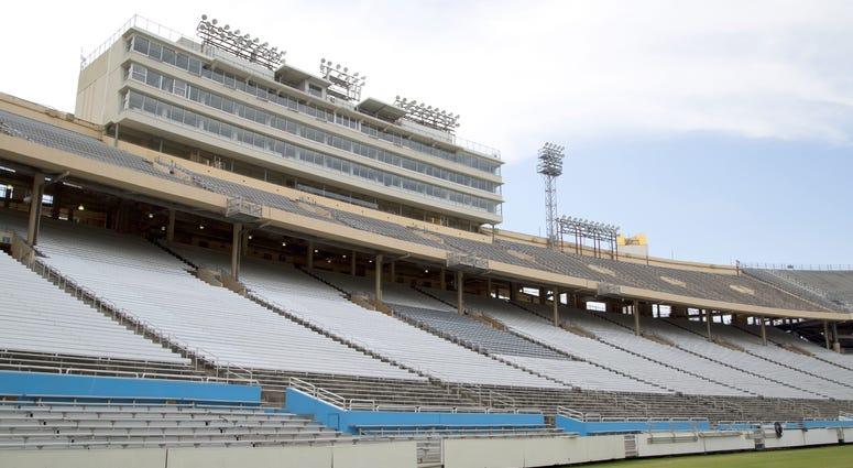 Cotton Bowl Stadium, Fair Park
