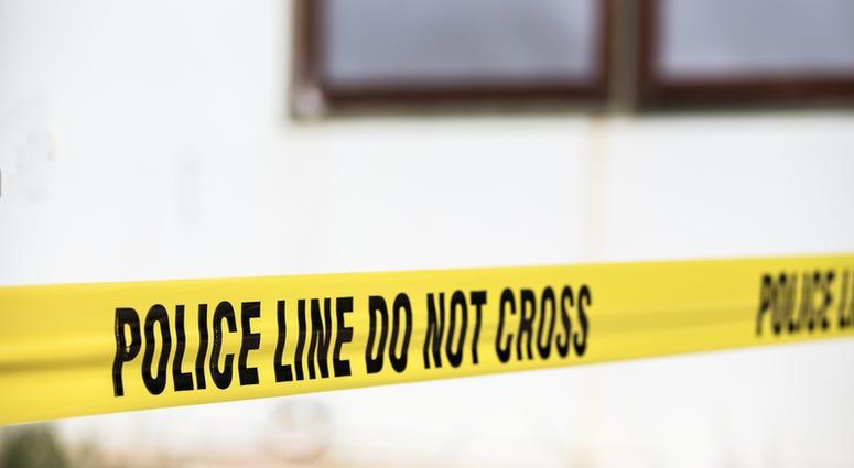 Police, Crime Scene, Police Tape