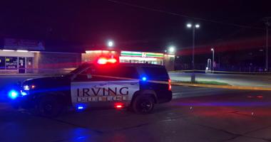 Irving Police Shooting