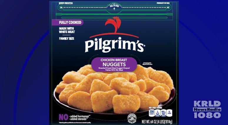 Pilgrim's Pride Chicken Nuggets Recall