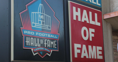 Pro Football Hall of Fame in Canton, Ohio