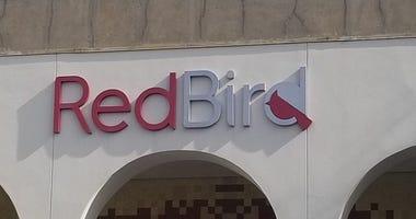 RedBird Mall Exterior