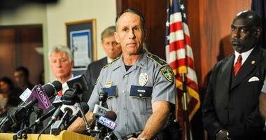Former Baton Rouge police chief Carl Dabadie Jr.
