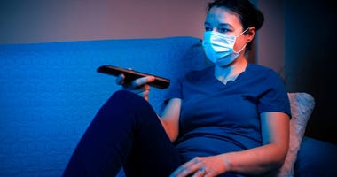 Wearing a Face Mask at Home May Limit Coronavirus Spread: Study