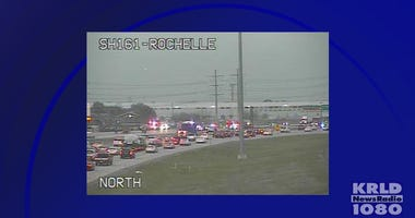 SH-161 Accident In Irving