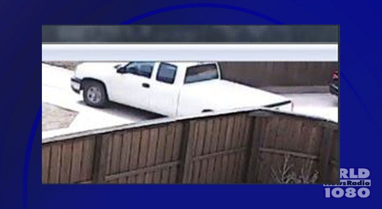 Southlake Police Suspect Vehicle