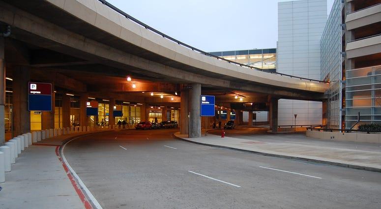 DFW Airport Parking