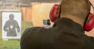 Guns, Gun Range