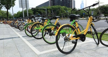 Lime Bike Bike Share