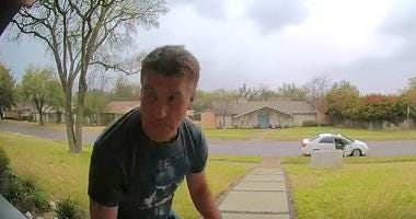 Dallas Package Thief