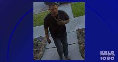 Package Thief Suspect