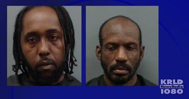 Drug Bust Suspects: Klaus Williams, Marvin Wynter