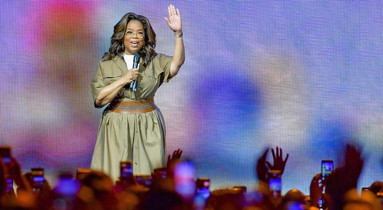 Oprah's 2020 Vision: Your Life in Focus Tour