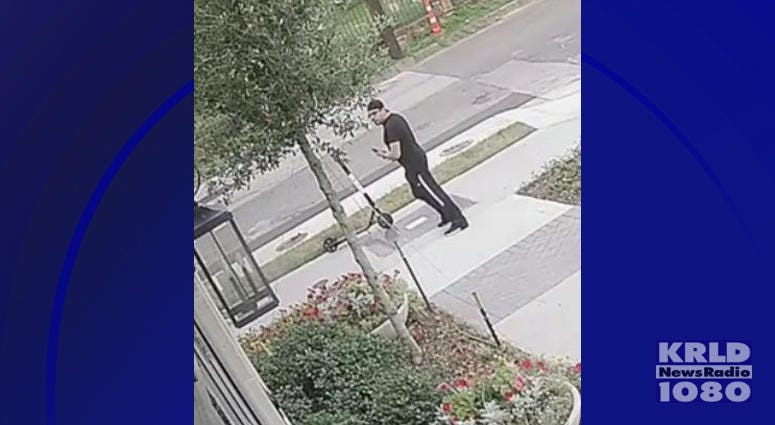 Dallas Assault Suspect
