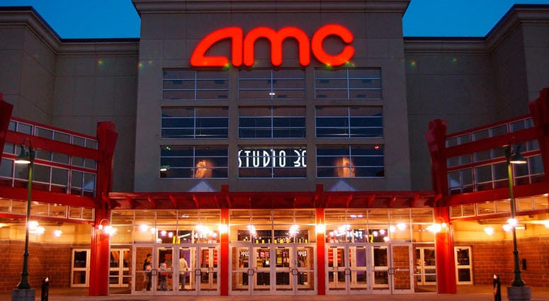 AP AMC Theatres